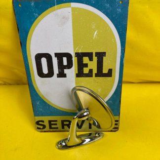 NEU + ORIGINAL Opel Diplomat A Coupe Aussenspiegel 4,6 V8 Chrom