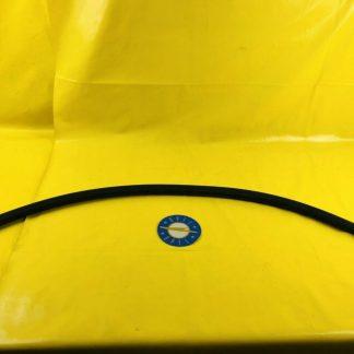 NEU + ORIG Opel Kadett E GSi GTE Zierleiste Tür rechts schwarz Leiste Zierstab