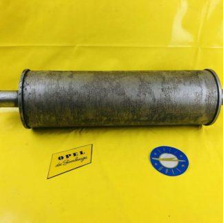 NEU + ORIGINAL Opel Blitz Auspuff 1,9 tonner Schalldämpfer
