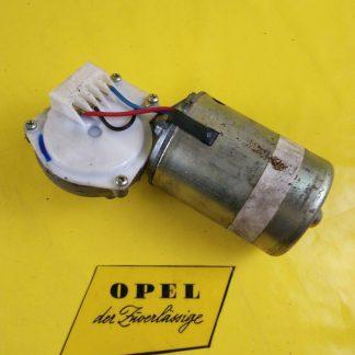 NEU + ORIGINAL GM / Opel Ascona B + Manta B Wischermotor Scheibenwischer Motor