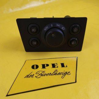 NEU + ORIG Opel Zafira B Bedienteil Licht Instrument Lichtschalter Schalter LWR