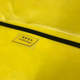 NEU + ORIGINAL Opel Kadett D Limousine + Caravan Gummidichtleiste Tür rechts