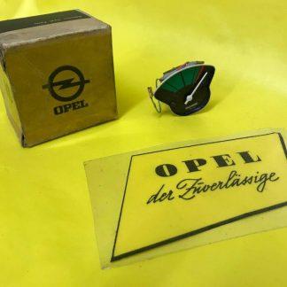 NEU + ORIGINAL Opel Kadett B Kraftstoffanzeiger Armatur Anzeige Tankmessgerät
