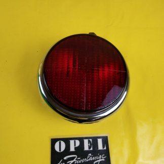 Opel Mercedes Ponton Heckflosse Borgward Nebelschlussleuchte Chrom Bosch