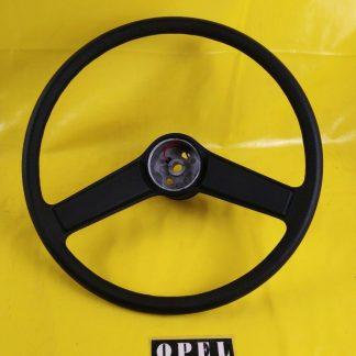 NEU + ORIGINAL Opel Kadett C 2 Speichen Lenkrad mit Ledernarbung