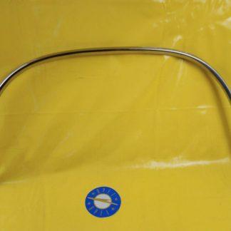 NEU + ORIG Opel Admiral Diplomat B 2,8E / V8 5,4 Chrom Radlaufleiste Zierleiste
