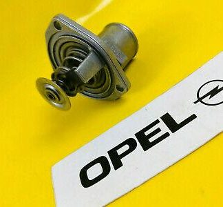 NEU ORG Opel Tropen Thermostat 82° Calibra Omega Vectra Sintra 2,5 2,6 3,0 3,2 i