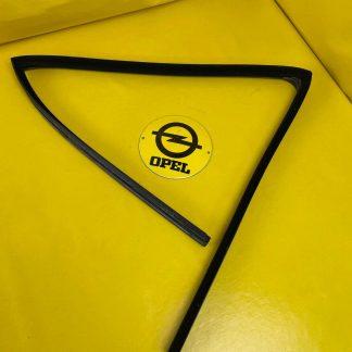 NEU + ORIGINAL GM/ Opel Omega A Stufenheck Fensterführung Gummi Tür Rahmen