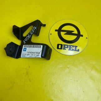 NEU + ORIGINAL Opel Omega A Kombi Halter Stoßstange hinten links