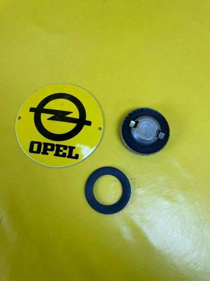 NEU + ORIGINAL Opel CiH + OHV Öldeckel + Dichtung Ölverschlussdeckel Öl Deckel
