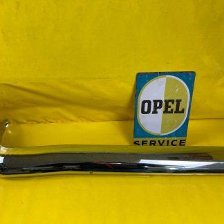 NEU + ORIGINAL Opel Rekord A B Limousine Coupe Stoßstange vorne rechts Chrom