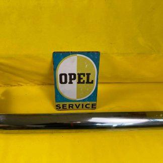 NEU + ORIGINAL Opel Rekord A B Stoßstange hinten links Chrom