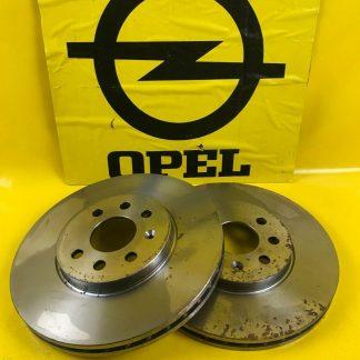 NEU Zimmermann Bremsscheiben vorne Opel Meriva A Corsa C + Combo belüftet