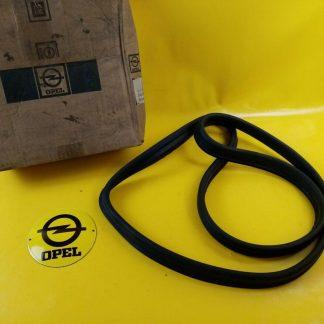 NEU + ORIGINAL Opel Manta B CC Fenster Dichtung Seitenwand links