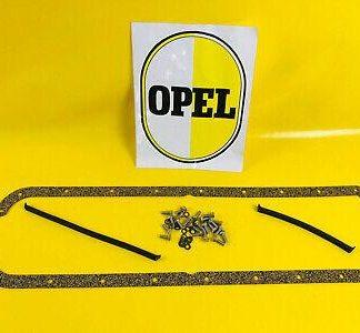 NEU Dichtung Ölwanne OPEL CIH 6 Zylinder Ölwannendichtung + Schrauben + Scheiben