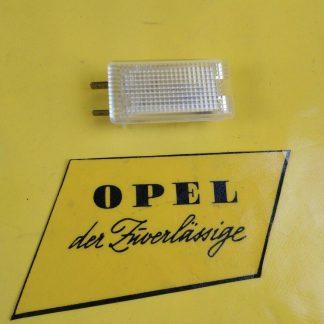NEU + ORIGINAL Opel Kadett D Rekord E Commodore C Leuchte Innenraum Motorraum