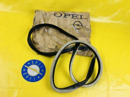NEU + ORIGINAL Opel Kadett A Limousine Dichtung Seitenwand Fenster links