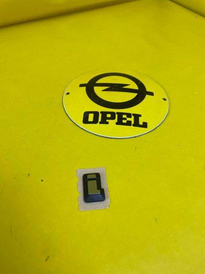 NEU + ORIGINAL GM/ Opel Omega A Senator B Emblem i Schriftzug Kofferdeckel