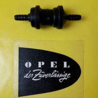 NEU + ORIG Opel Astra G + H Zafira A + B Rückschlagventil Bremskraftverstärker