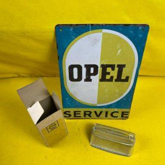 NEU + ORIGINAL Opel GT AL 1,9 Lichtscheibe Rückfahrscheinwerfer