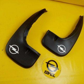 NEU + ORIG Opel Vectra B Satz Schmutzfänger hinten bis Modelljahr 1998