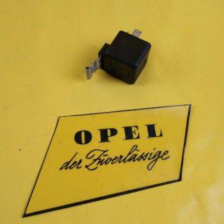 NEU + ORIGINAL Opel Relais Niveauregulierung Sitzheizung Rekord E Monza