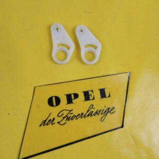 NEU + ORIGINAL Opel Kadett C / D Manta B Betätigungslaschen Türschließzylinder