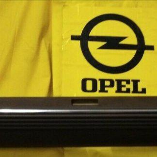 NEU + ORIG Opel Ascona C Schrägheck Stoßstange hinten braun Stoßfänger Bumper