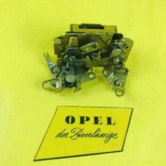 NEU + ORIG Opel Kadett E + Corsa A Schloss Tür hinten rechts Türschloss 4-türer