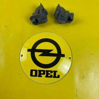 NEU + ORIGINAL Opel Corsa A Halter Hutablage Lager grau
