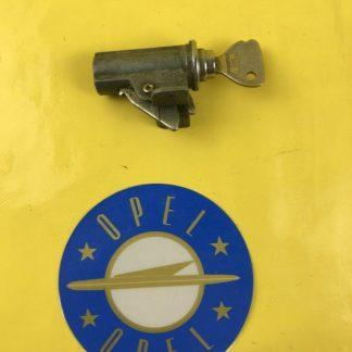 NEU + ORIGINAL Opel Rekord A / B Schloss Handschuhfach + Schlüssel Verschluss