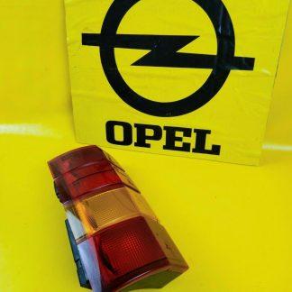 NEU + ORIG GM Opel Kadett E Nachrüst-Heckleuchte links für Nebelschlussleuchte