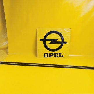 NEU + ORIG Opel Ascona C Türschachtleiste außen Set links rechts Leiste Blende