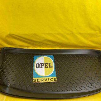 NEU + ORIGINAL Opel Agila B Kofferraumanne Laderaumwanne Schutzmatte Kofferraum