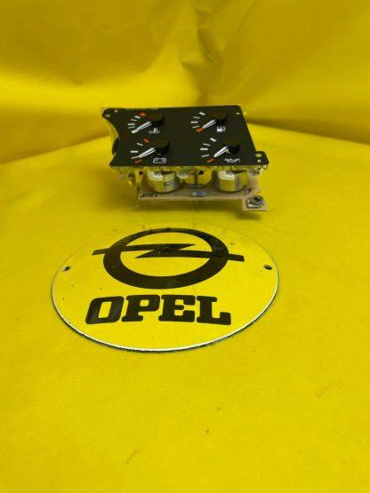 NEU + ORIGINAL GM/ Opel Frontera A Tacho Anzeige Batterie Temperatur Krafftstoff