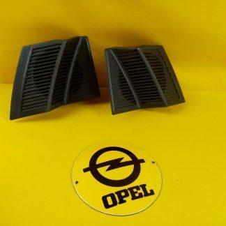 NEU + ORIG GM Opel Rekord E Lautsprecher Satz Boxen Box Speaker