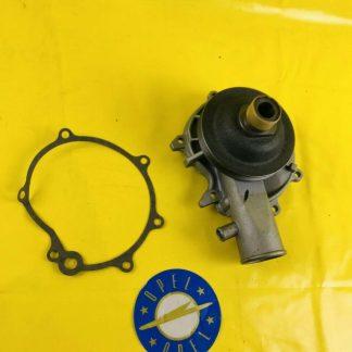 NEU Wasserpumpe Opel CiH Modelle mit Viscolüfter / Mutter Ø36 Commodore USW...