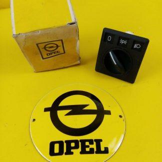 NEU + ORIG GM Opel Rekord E Commdore C Monza Lichtschalter Schalter Innenraum