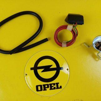 NEU + ORIG Opel Rekord C D E Kadett B C Warngerät Benzin Verbrauch Messung