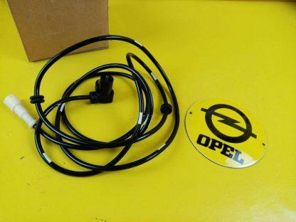 NEU + ORIGINAL GM Opel Calibra Vectra A ABS Sensor hinten links Drehzahl