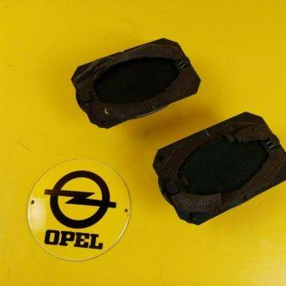 NEU + ORIG GM Opel Ascona C Lautsprecher Satz Amaturenbrett Speaker Box Boxen