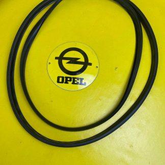 NEU + ORIGINAL Opel Combo B Dichtung Tür hinten Gummi Zierleiste
