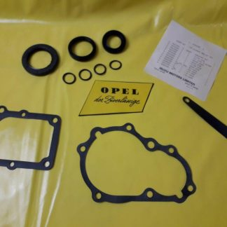 NEU + ORIGINAL Opel Frontera A 2,4 2,3 TD Getriebe Dichtsatz Dichtung Dichtring