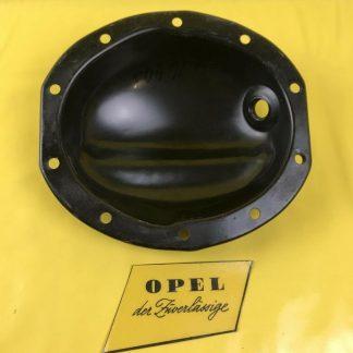 NEU + ORIGINAL Opel Olympia Rekord P1 Kapitän Deckel Hinterachsdeckel Gehäuse