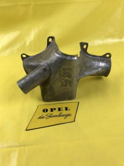 NEU + ORIGINAL Opel Ascona A / B Manta A / B 1,6 1,9 Schutzblech Krümmer