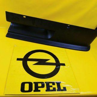 NEU + ORIGINAL Opel Ascona B Frontspoiler Spoiler Verlängerung Stoßstange Lippe