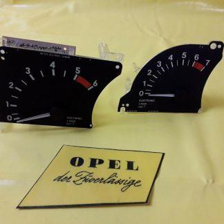 NEU + ORIGINAL Opel Frontera A SET Drehzahlmesser Tacho Tachometer