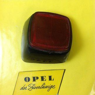 NEU + ORIGINAL Opel Bedford Blitz Hymer Rücklicht Reflektor Glas Gehäuse Leuchte