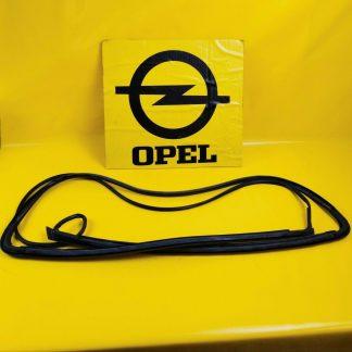 NEU + ORIGINAL GM Opel Astra F Cabrio Frontscheibengummi Dichtung Gummi Scheibe