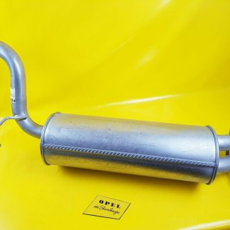 NEU Auspuff Endtopf Opel Senator B 2,5L mit 140PS / 3,0L mit 177PS (30NE)